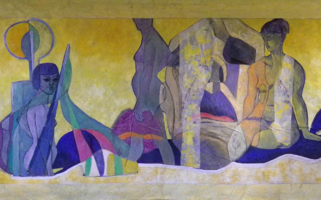 Exposition de l'artiste Fabienne LÖPEZ