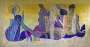 Exposition de l'artiste Fabienne LÖPEZ @ Salle Floréal et Prairial- entrée du Parc