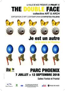 Exposition : Je est un autre - The Double Face Art&Arch @ Salles Floréal et Prairial