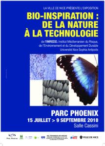 Exposition : Bio inspiration - De la nature à la technologie @ Salle Cassini