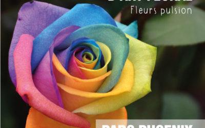 Le 2ème concours international d'art floral