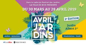 Avril aux jardins - Jardin Albert 1er @ Jardin Albert 1er - Nice