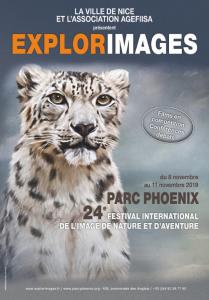 24ème Festival international de l'image de Nature et d'Aventure « EXPLORIMAGES»