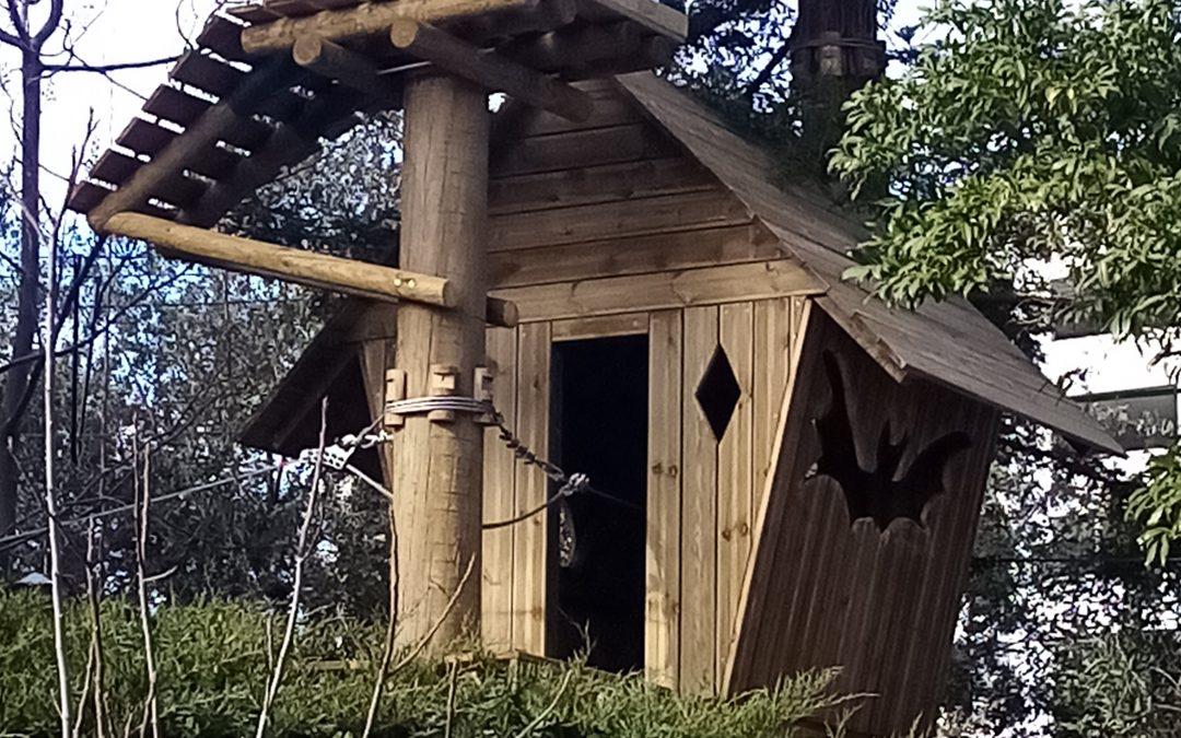 Ouverture de l'accrobranche au Parc Phoenix !